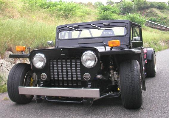 crazy jeep wrangler tuning 1