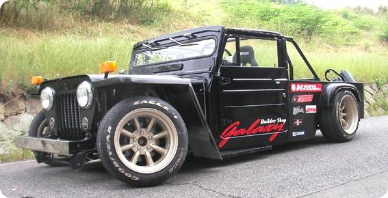 crazy jeep wrangler tuning