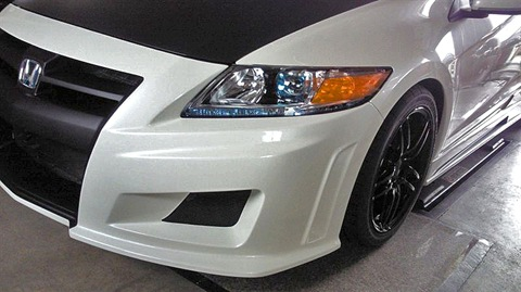 honda cr-z tuning 2