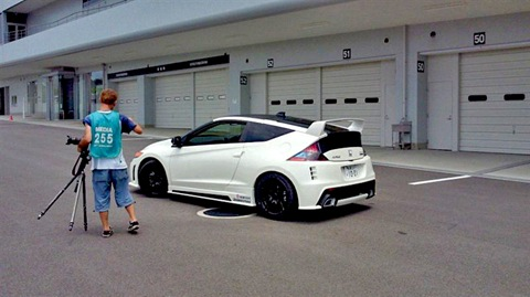 honda cr-z tuning 3