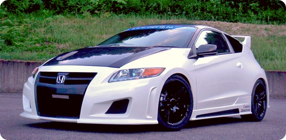 honda cr-z tuning