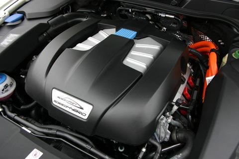 speedART Porsche Cayenne S speedHYBRID 450 1