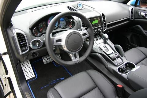 speedART Porsche Cayenne S speedHYBRID 450 3