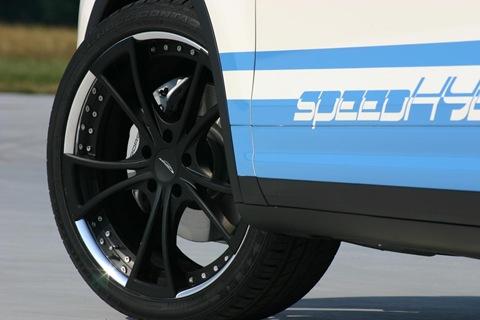 speedART Porsche Cayenne S speedHYBRID 450 6