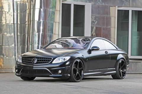 Anderson Germany Mercedes-Benz CL65 AMG Black Edition.  7