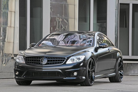 Anderson Germany Mercedes-Benz CL65 AMG Black Edition.  8