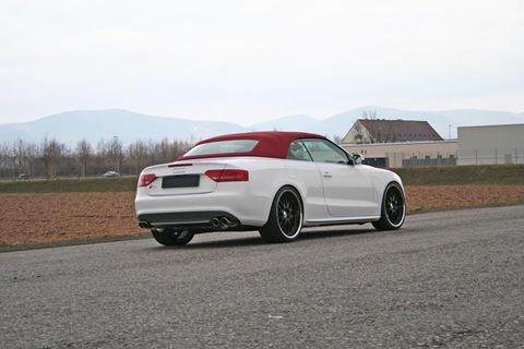 Audi S5 Cabrio by HS Motorsport 5