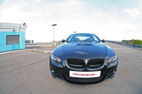 BMW 335i Black Scorpion by MR Car Design1