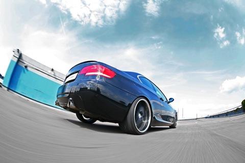 BMW 335i Black Scorpion by MR Car Design 2