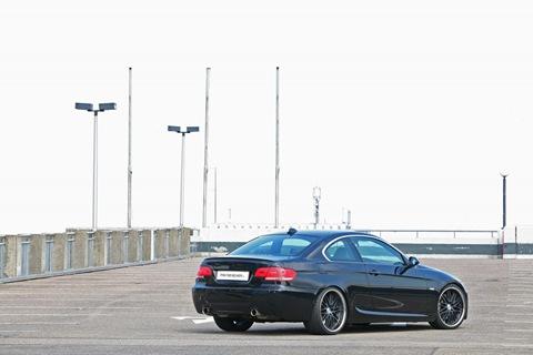 BMW 335i Black Scorpion by MR Car Design 3