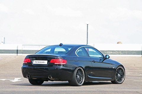 BMW 335i Black Scorpion by MR Car Design4