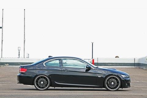 BMW 335i Black Scorpion by MR Car Design 6
