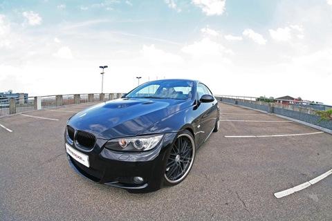 BMW 335i Black Scorpion by MR Car Design 7