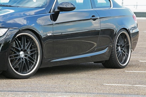 BMW 335i Black Scorpion by MR Car Design 8