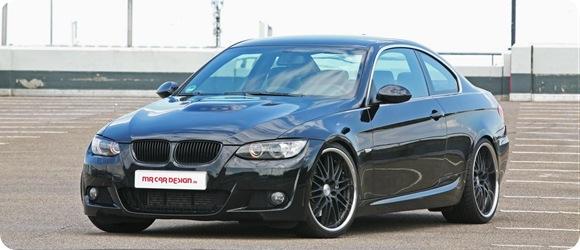 BMW 335i Black Scorpion by MR Car Design 9