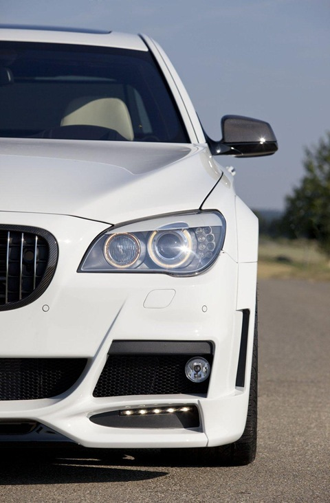 BMW 760Li by Lumma Design 14