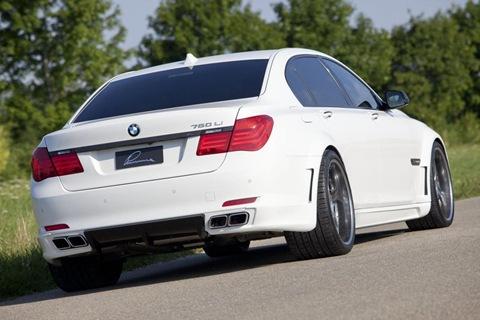 BMW 760Li by Lumma Design 16