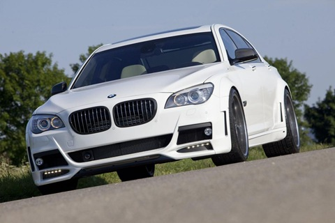 BMW 760Li by Lumma Design17