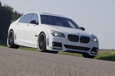 BMW 760Li by Lumma Design 1