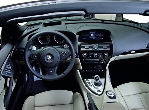 BMW M6 convertible 2
