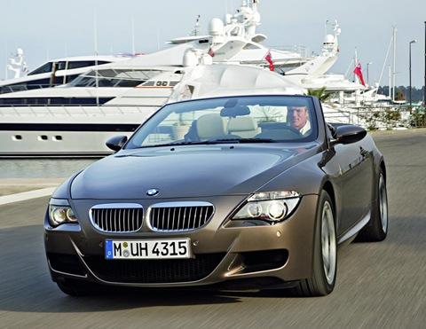 BMW M6 convertible 4