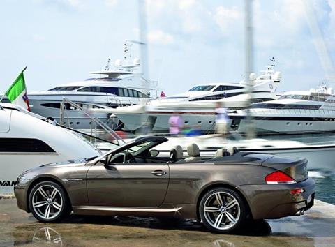 BMW M6 convertible 5