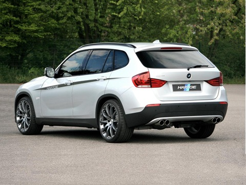 BMW X1 by Hartge 1