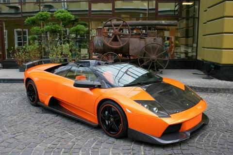 Lamborghini Murcielago by Status Design 22