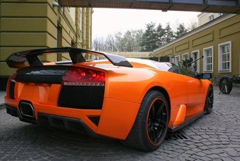 Lamborghini Murcielago by Status Design 23