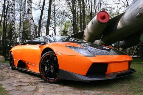 Lamborghini Murcielago by Status Design 26