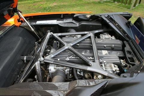Lamborghini Murcielago by Status Design 6