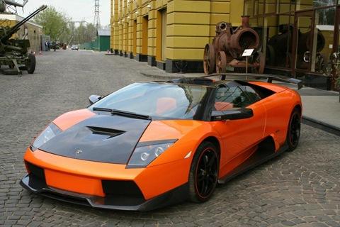 Lamborghini Murcielago by Status Design