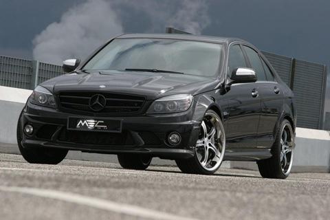 MEC Design Mercedes C63 AMG Performance Package Plus 12