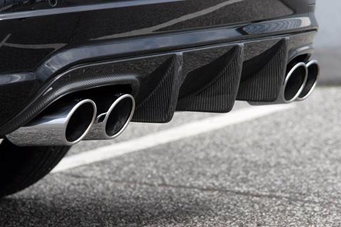 MEC Design Mercedes C63 AMG Performance Package Plus 13