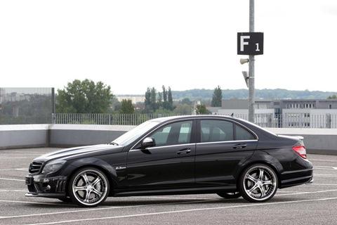 MEC Design Mercedes C63 AMG Performance Package Plus 14
