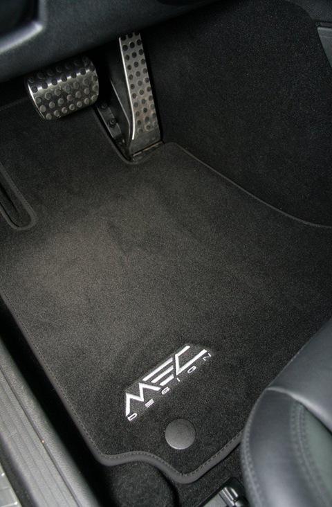 MEC Design Mercedes C63 AMG Performance Package Plus 17