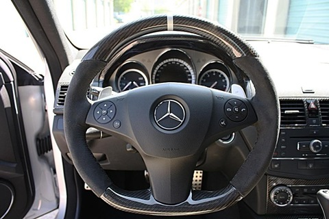 MEC Design Mercedes C63 AMG Performance Package Plus 18