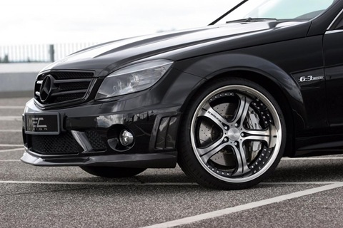 MEC Design Mercedes C63 AMG Performance Package Plus 3