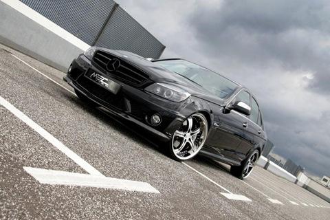 MEC Design Mercedes C63 AMG Performance Package Plus 6
