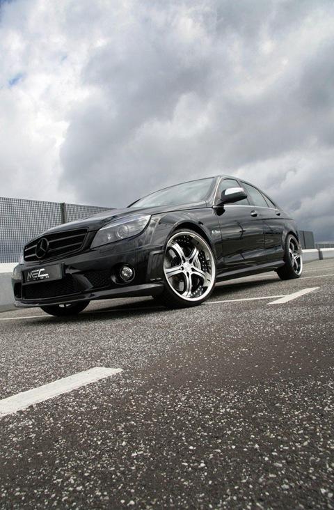 MEC Design Mercedes C63 AMG Performance Package Plus 9