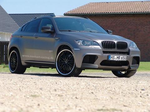 Manhart-BMW-X6M-1