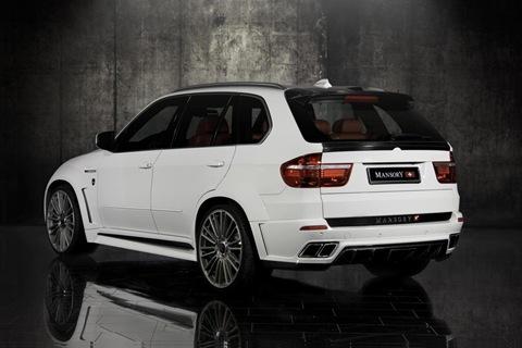 Mansory BMW X5 10
