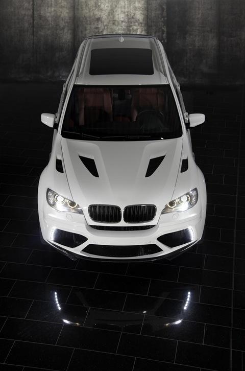 Mansory BMW X5 3