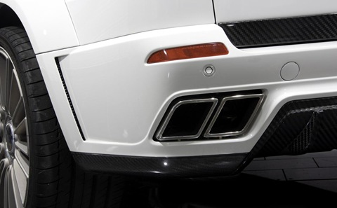 Mansory BMW X5 4