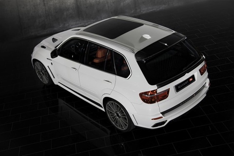 Mansory BMW X5 6