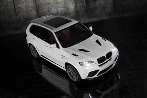Mansory BMW X5 7