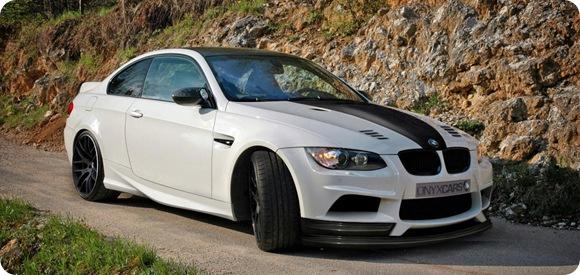 Onyx Concept BMW M3 E92 1