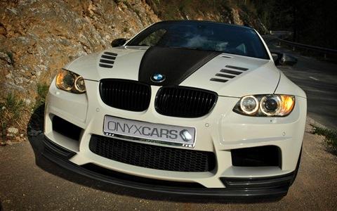 Onyx Concept BMW M3 E92 3