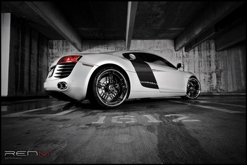 RENM Performance Audi R8 Enigma