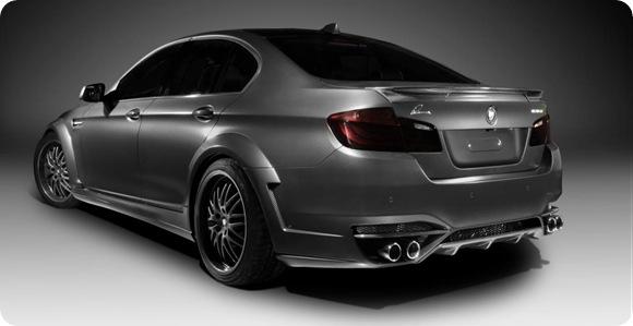 TOPCAR Lumma BMW CLR 500 RS2